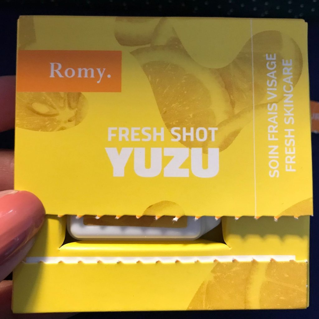 Fresh Shot Yuzu
