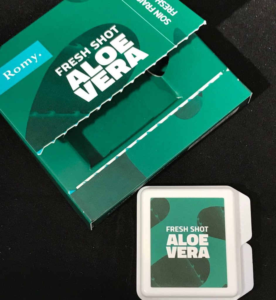Fresh Shot Aloe Vera